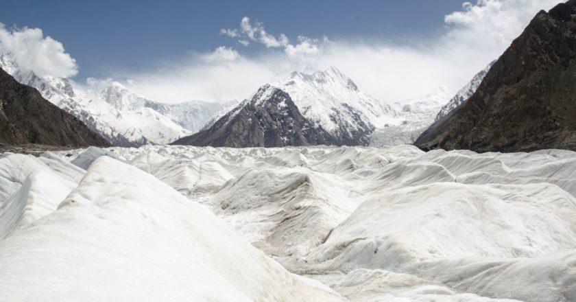 ghiacciai, corriere della sera, cambiamenti climatici