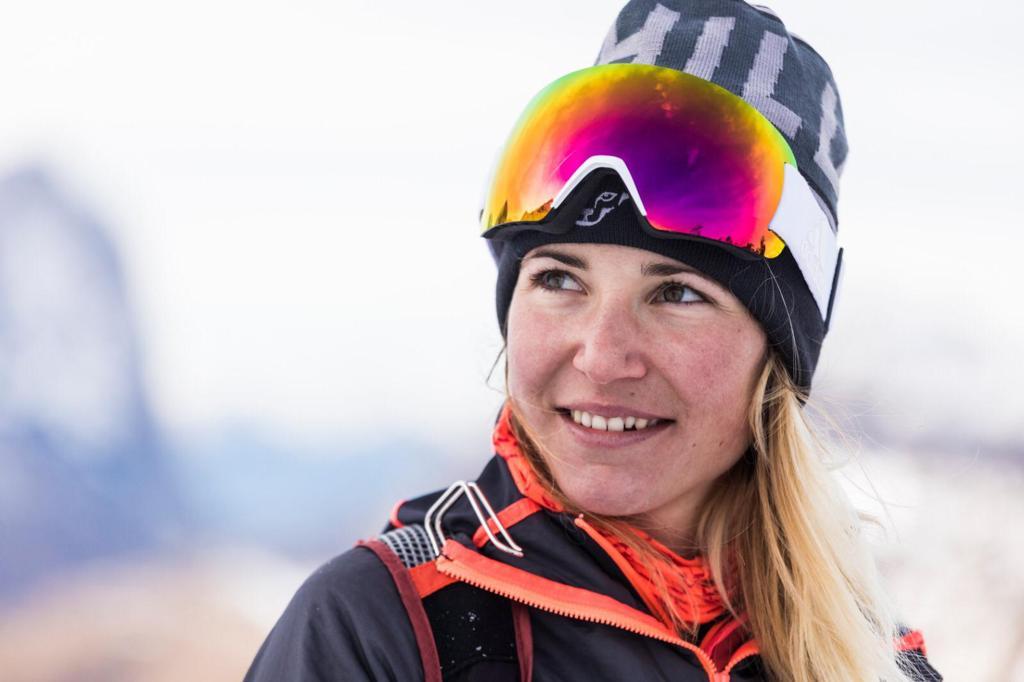 Photo of Sci Alpinismo – Intervista ad Alba De Silvestro, sognatrice ma con i piedi per terra