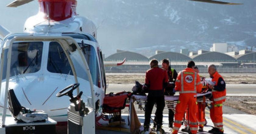 valle d'Aosta, cnsas, soccorso alpino, sci, cogne