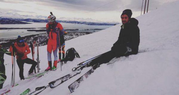 scialpinismo, kilian jornet, record mondiale