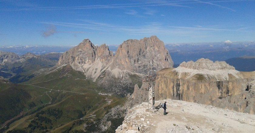 Terrazza del Pordoi, Trentino Alto Adige, Stefano, Francesca, ricerca, Pontedera