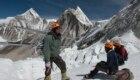 Icefall Doctor in azione sull'Icefall. © GlacierWorks/ David Breashears