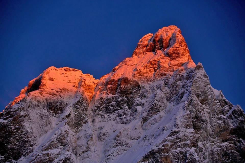 Photo of Cervinia: soccorso alpino alla ricerca di uno scialpinista disperso
