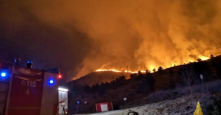 incendi, torino