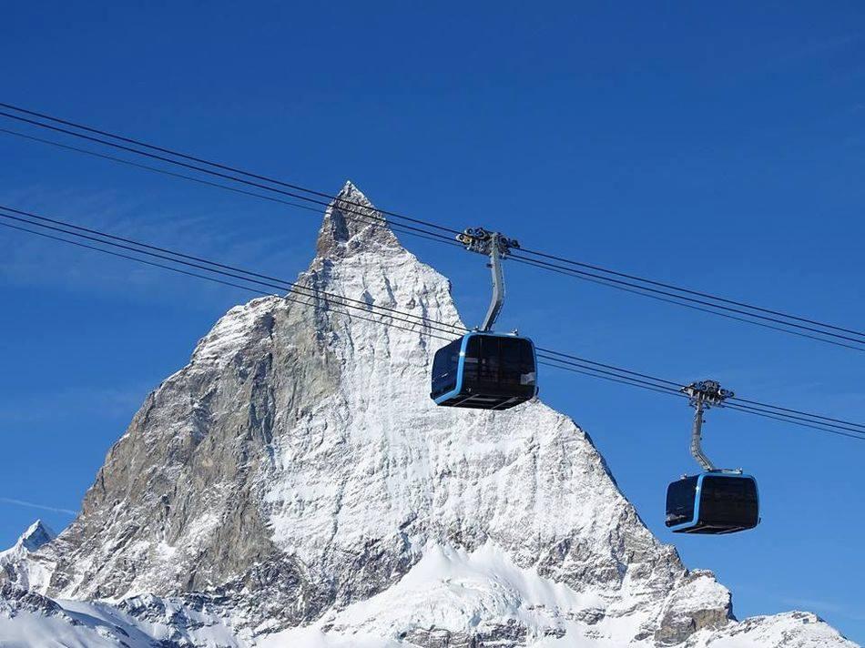Photo of Via ai lavori per la realizzazione del più alto impianto a fune delle Alpi tra Zermatt e Cervinia