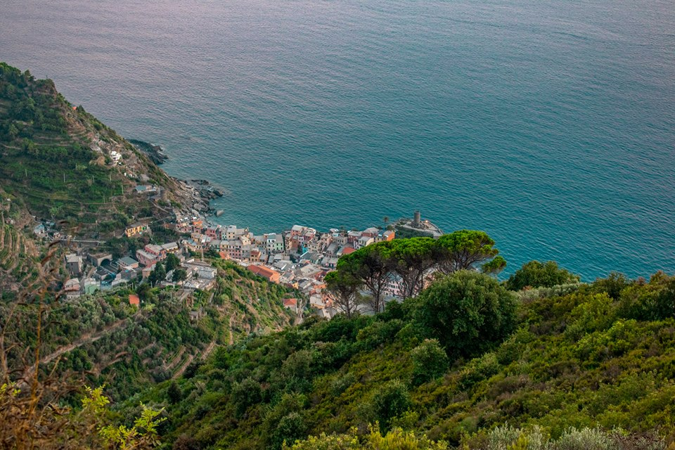 Parco Cinque Terre, sentieri, infradito, sanzioni, turismo, sicurezza