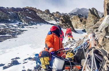 alpinismo, alex txikon, k2, invernale
