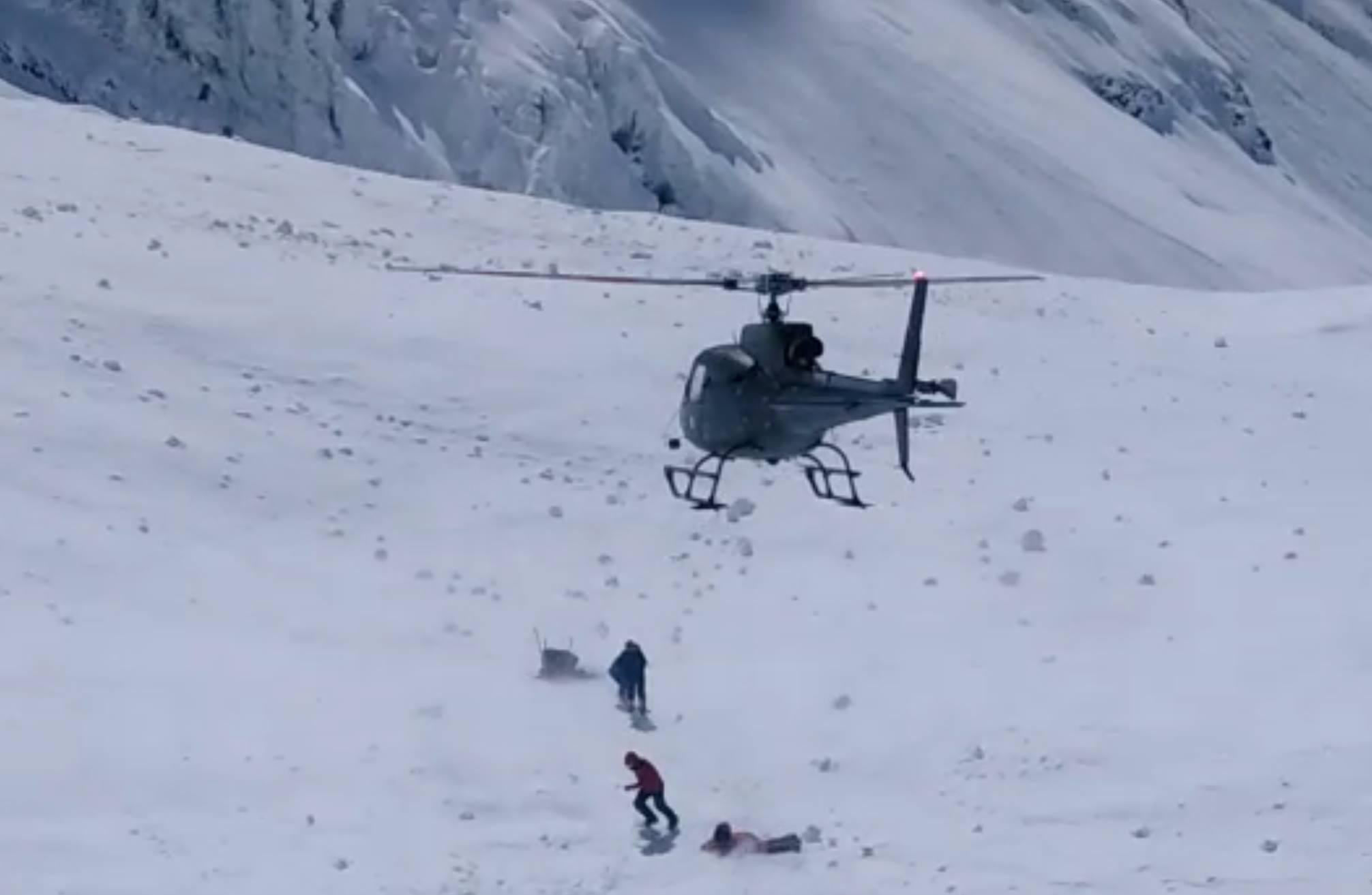 Alex Txikon, daniele nardi, Tom Ballard, Nanga Parbat, Alpinismo,