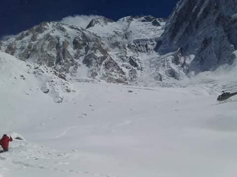 Photo of Nardi-Ballard: Alex Txikon oltre campo 2 del Nanga Parbat