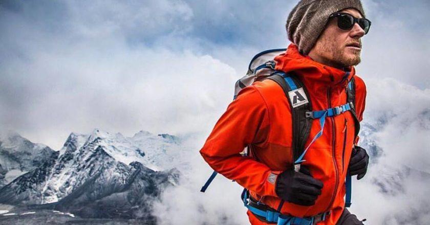 Cory Richards, Esteban Mena, Everest, parete Nord, stile alpino