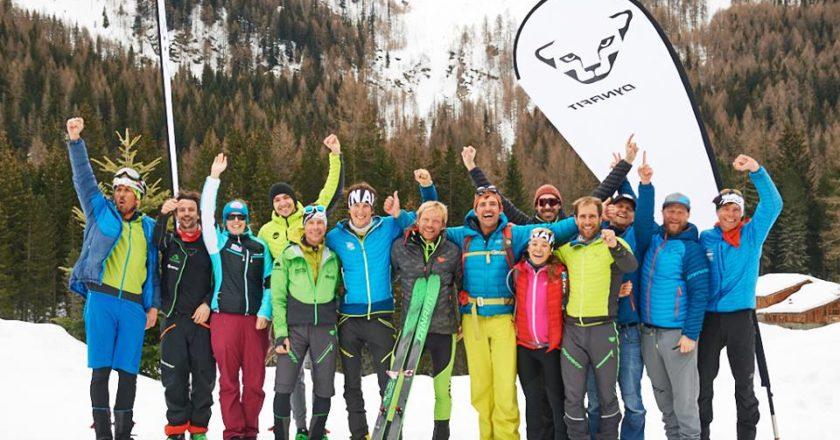 benedikt bohm, scialpinismo, traversata alpina, record, dynafit, beneficenza