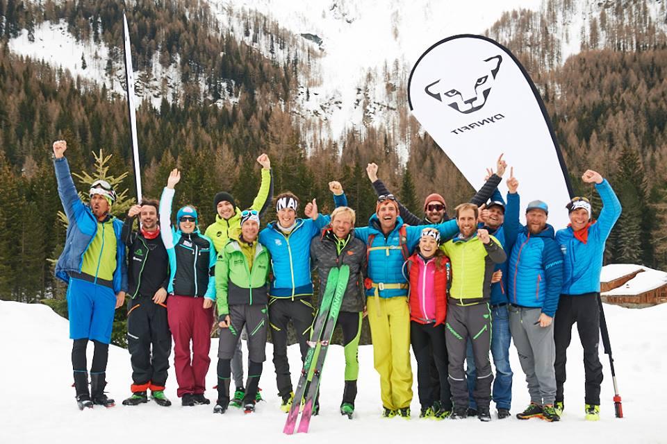 Photo of Record per Benedikt Böhm nella traversata delle Alpi. 210 chilometri in 28 ore e 45 minuti