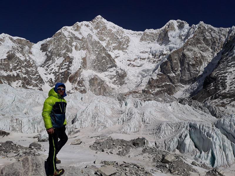Marcin Tomaszweski, Jannu East, Nepal, Tom Ballard