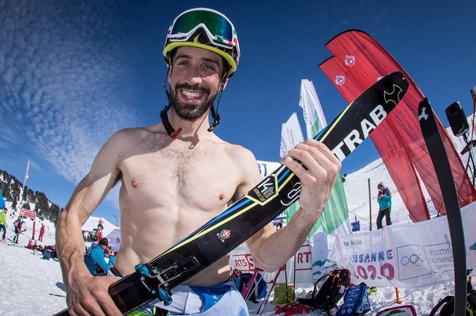 Photo of Mondiali di scialpinismo 2019 – Individual Race. Oro per Antonioli e argento per Boscacci