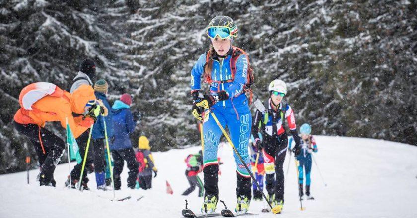 mondiali di scialpinismo 2019, villars sur ollon, giulia murada, robert antonioli
