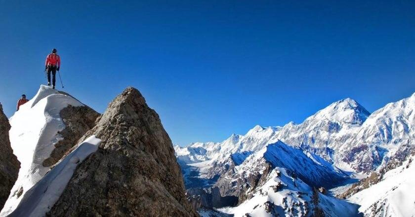alpinismo, hervé barmasse, slowmountain