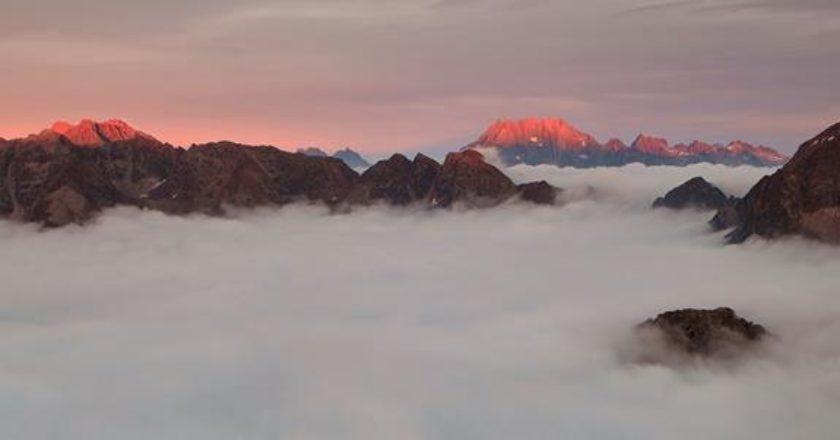 Parco Alpi Marittime, ghiacciai, fotografia comparativa, Fabiano Ventura