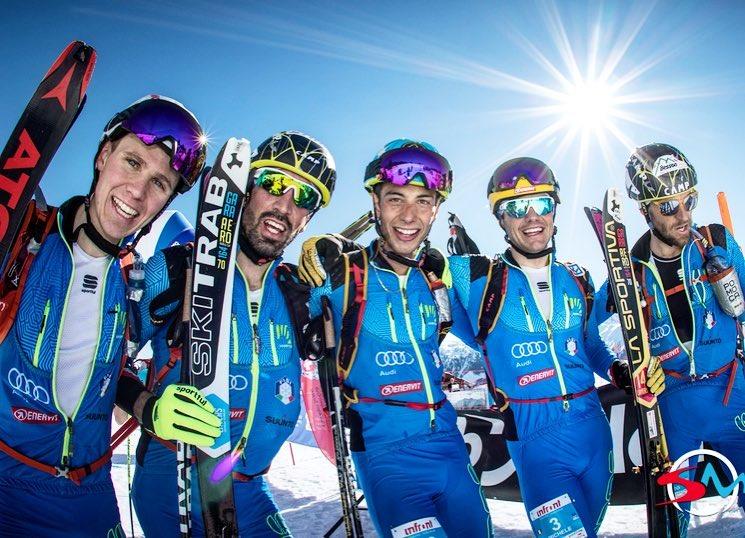 Photo of Coppa del Mondo di sci alpinismo. Un podio tutto azzurro nell'individual di Disentis