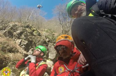 facebook, val grande, incidenti in montagna