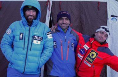 alpinismo, nanga parbat, alex txikon, daniele nardi tom ballard, simone moro