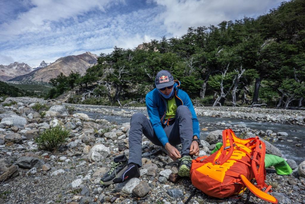 Aaron Durogati, parapendio, hike and fly, patagonia