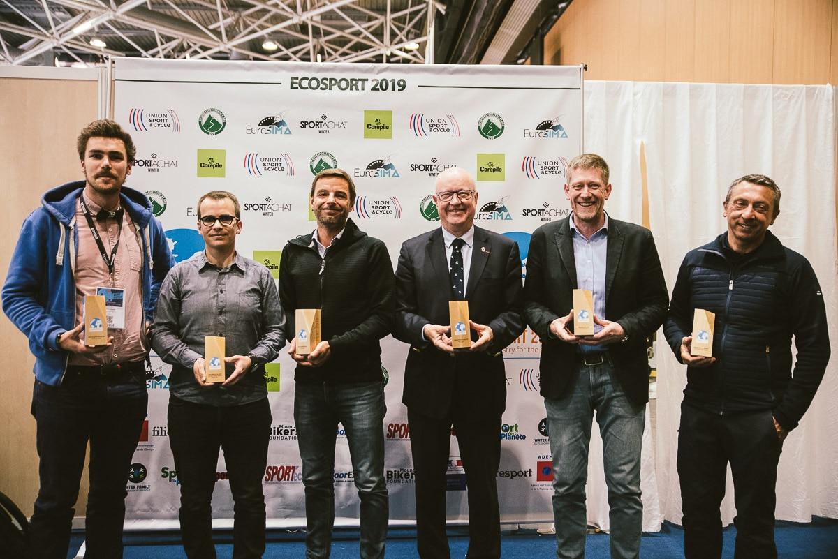 "Photo of Millet Mountain Group conquista il podio di Ecosport Awards per la categoria ""sustainable management"""