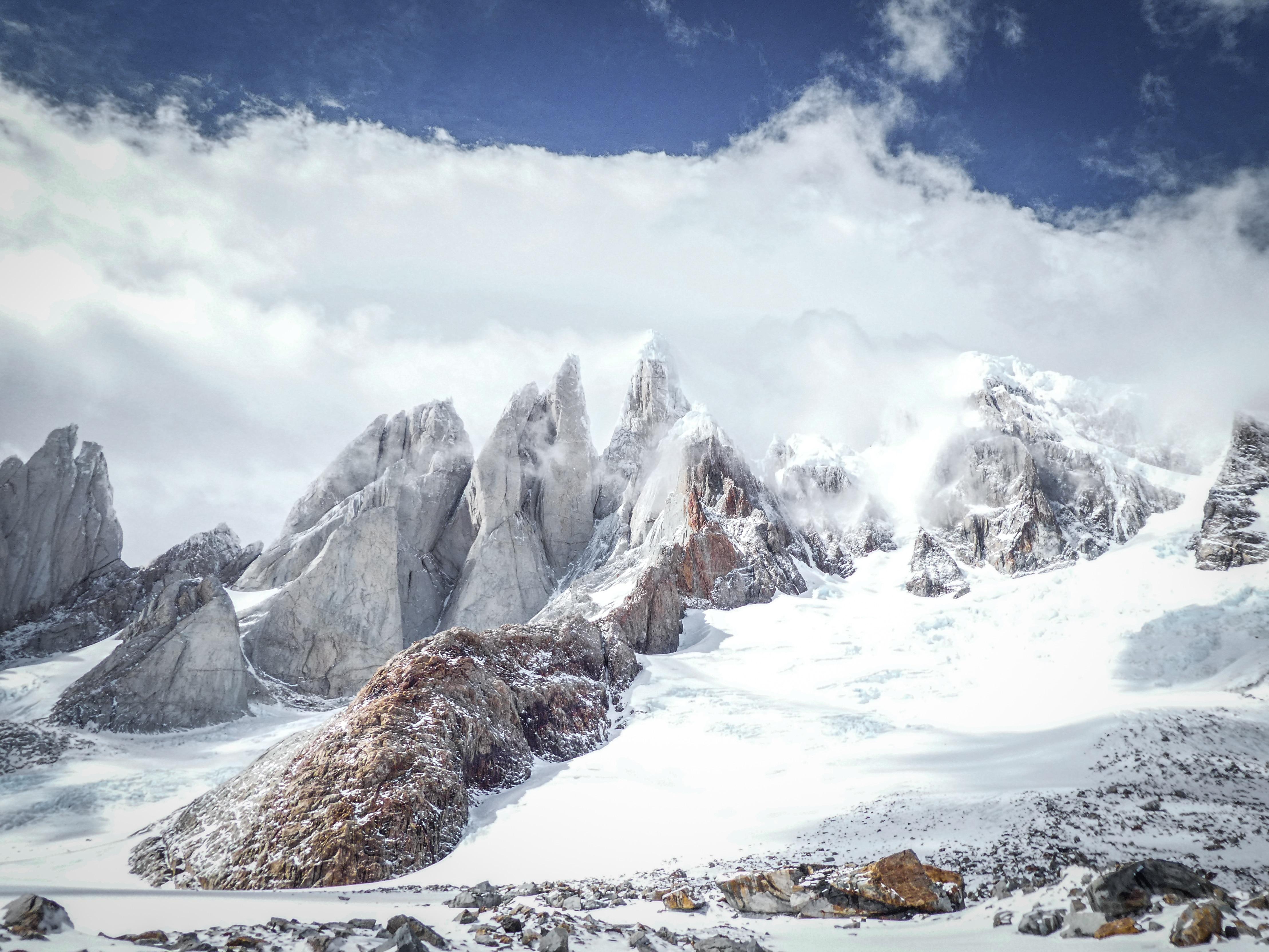 Il Cerro Torre. Foto archivio Della Bordella