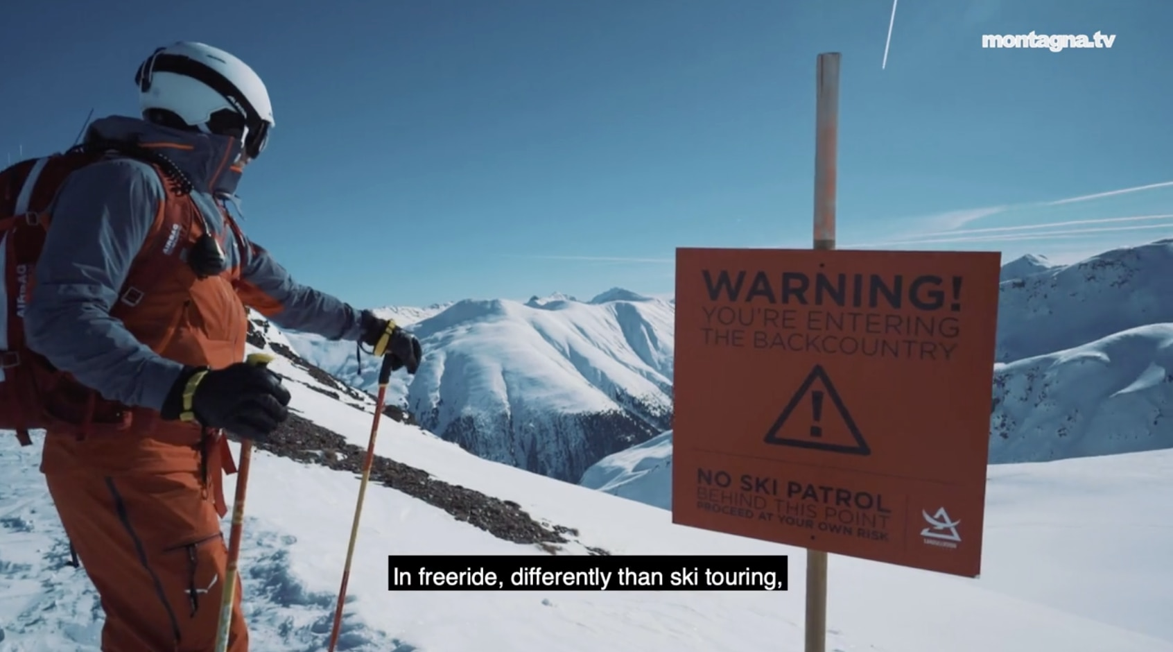 Photo of Videotutorial. Freeride – Episodio 2: Sicurezza