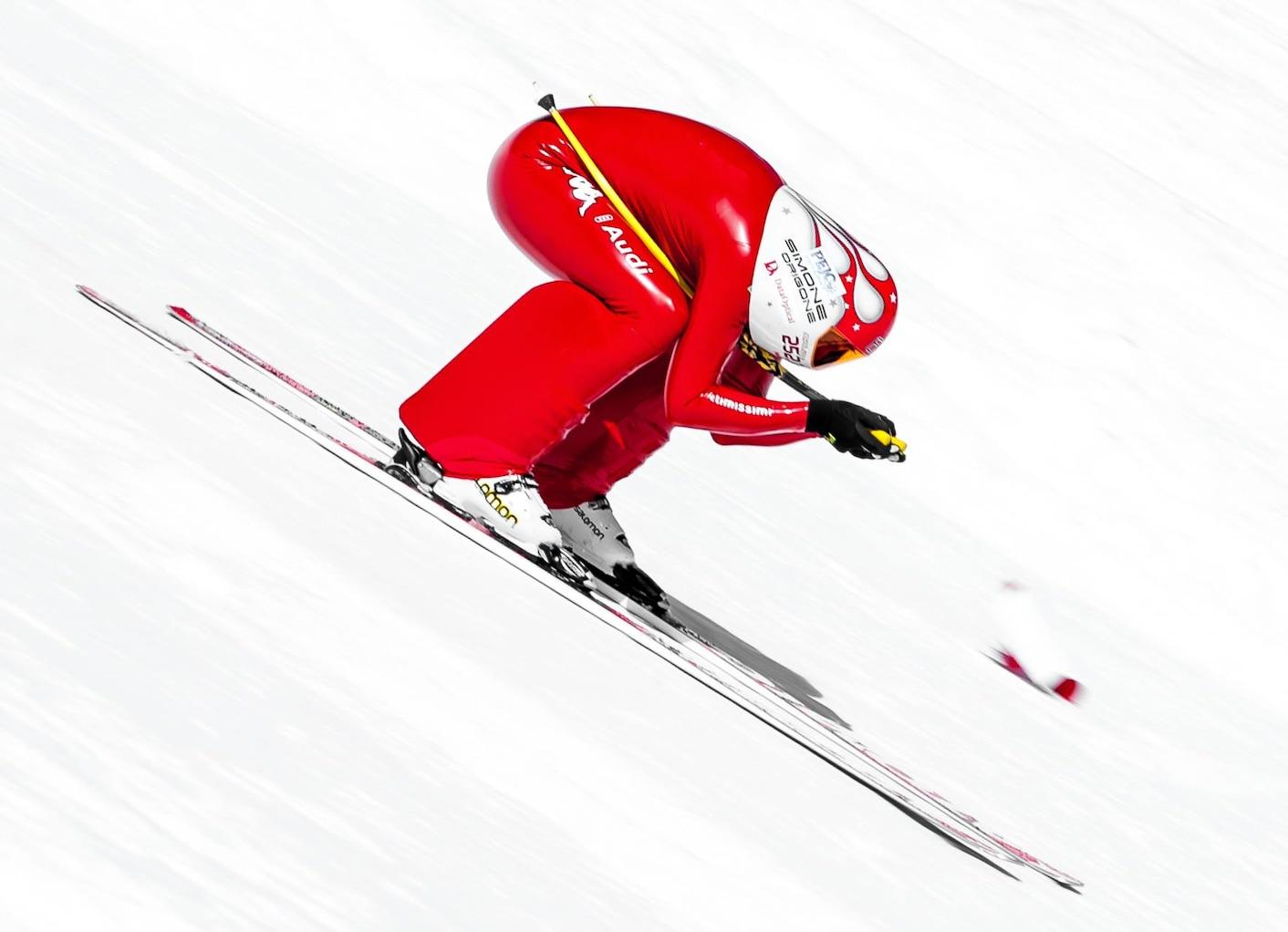 """Photo of #SLOWMOUNTAIN – Simone Origone: """"Tutti pensano che io ami andare molto veloce sugli sci, ma non è così"""""""
