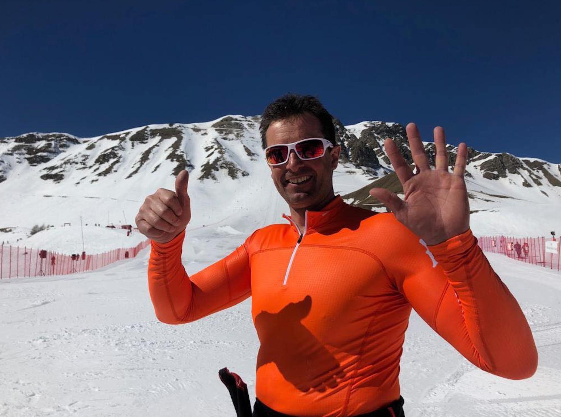 Photo of Simone Origone a 228 km/h conquista il sesto mondiale. La dedica a Nardi e Ballard