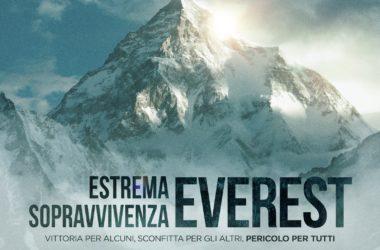 everest estrema sopravvivenza, everest, nepal, ben webster, sopravvivenza, amazon prime video