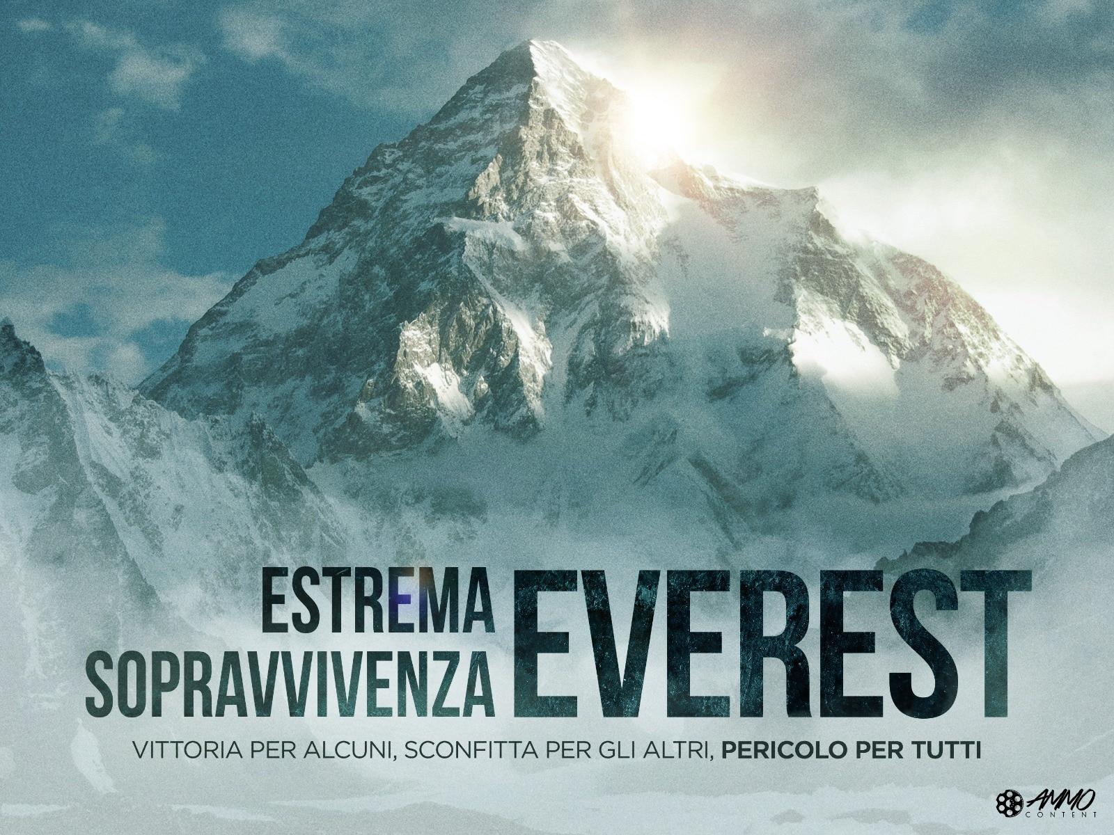 """Photo of Mountain and Chill – """"Everest Estrema sopravvivenza"""". Una serie che porta in vetta al più alto degli Ottomila ma in locandina compare il K2"""