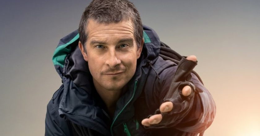 You vs wild, Bear Grylls, sopravvivenza, show interattivo, netflix, man vs wild