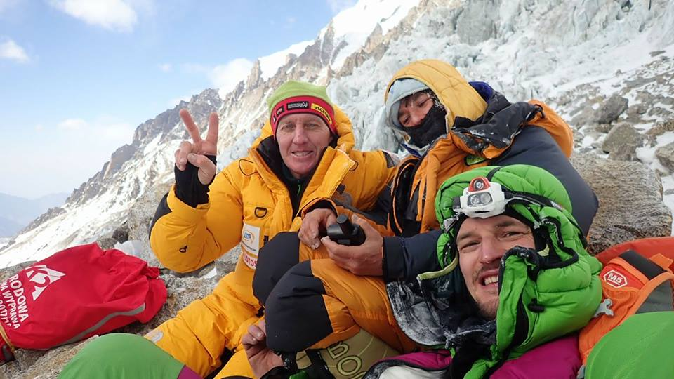 "Photo of Urubko, Bielecki, Bargiel tra i nomi degli ""Adventurers of The Year 2019"" di National Geographic"