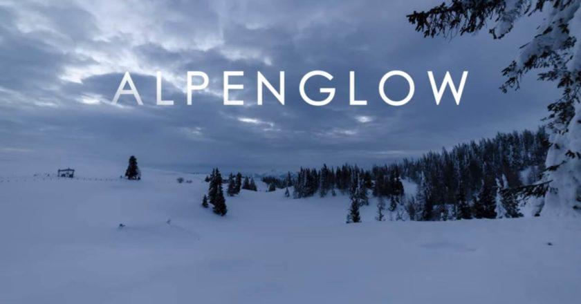 Alpenglow, Alpi, timelapse, Austria, neve, Marcel Gallaun