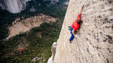 "Photo of ""The Dawn Wall"". Su Netflix la storia di Tommy Caldwell"