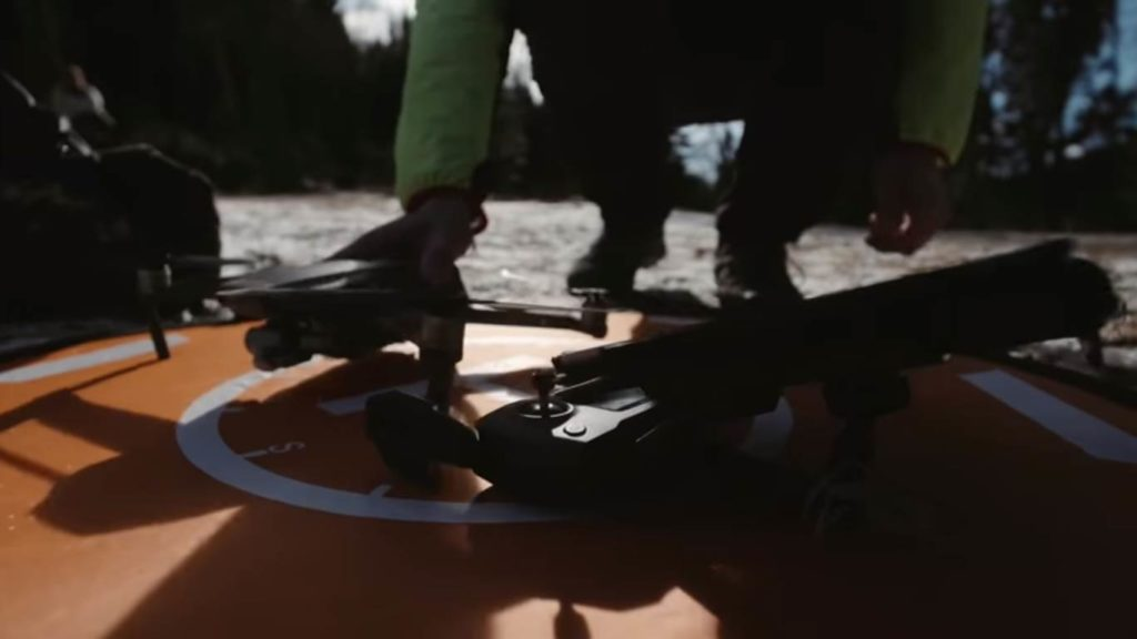 Sicuri in montagna, droni, CNSAS, soccorso alpino, tutorial, elisoccorso