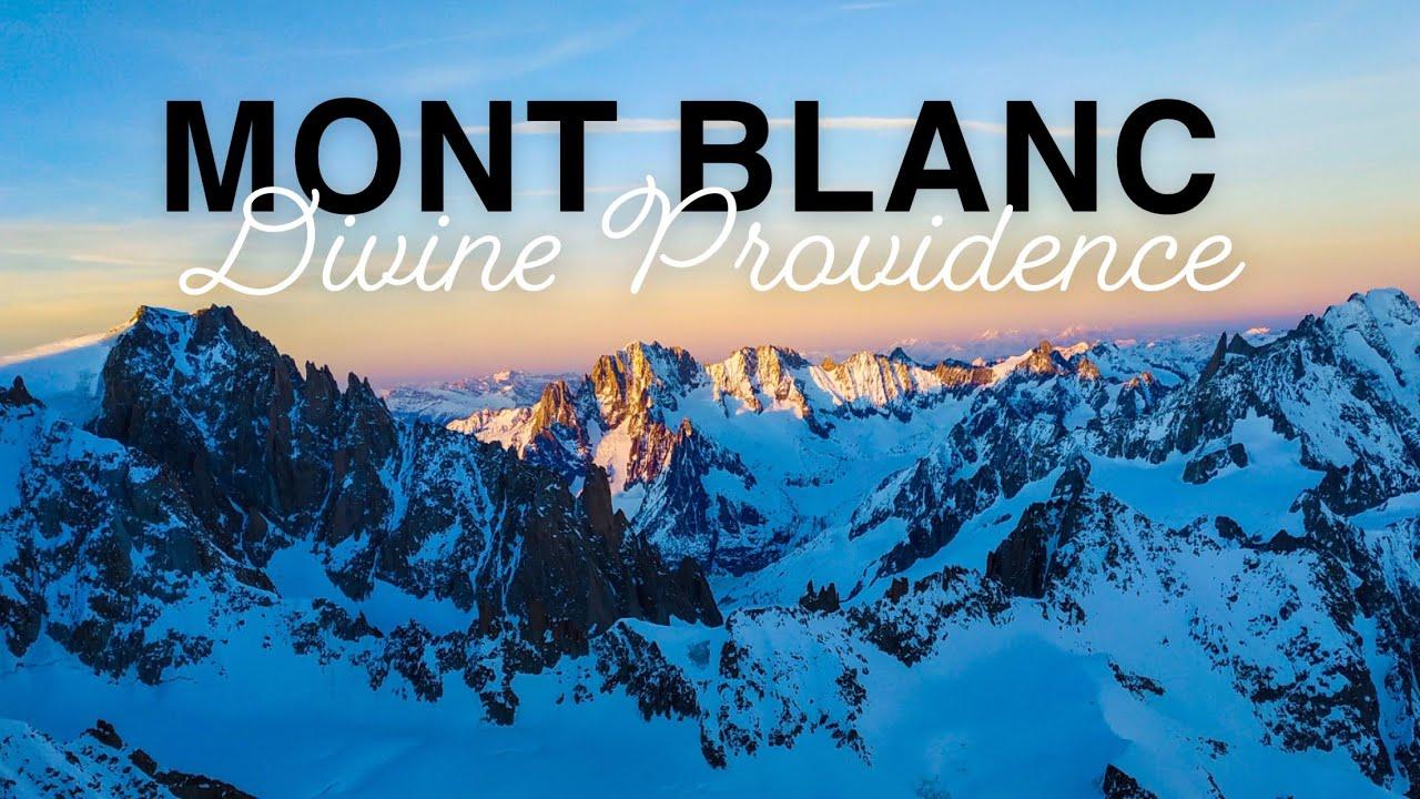 Photo of Divine Providence. Cordata francese ripete la via di Patrik Gabarrou e François Marsigny sul Monte Bianco