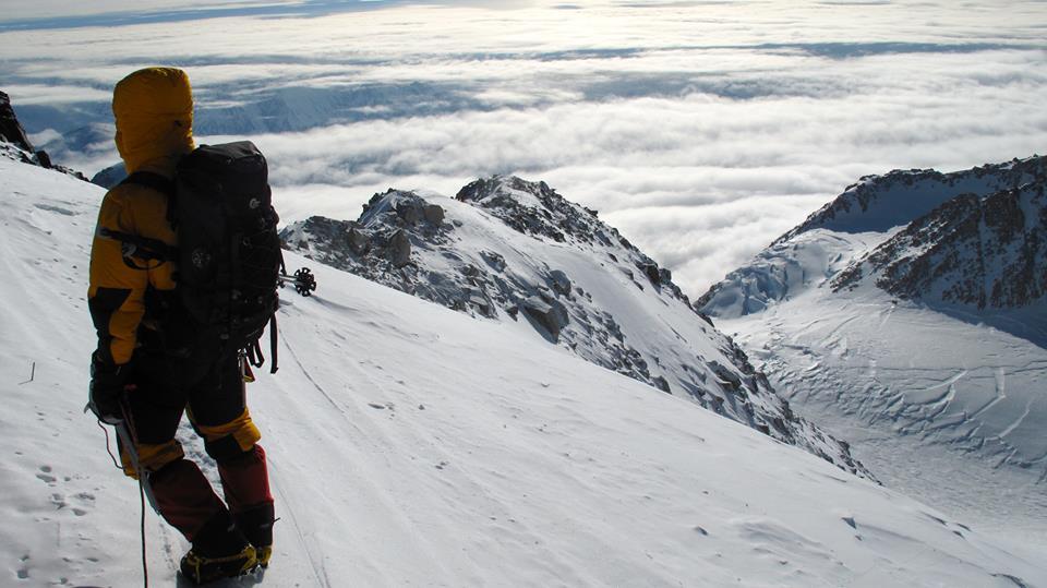 Photo of Luca Colli. Lo sky runner che punta alla salita in velocità delle Seven Summits partito alla volta dell'Everest