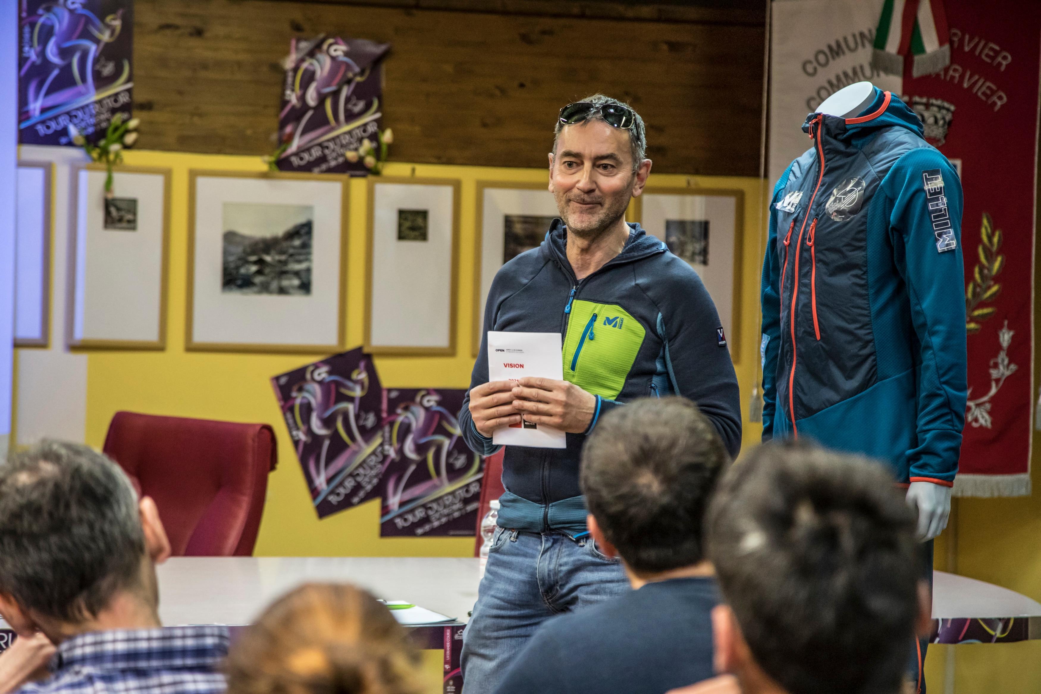 Photo of Millet, partner ufficiale del Tour Du Rutor Extrême