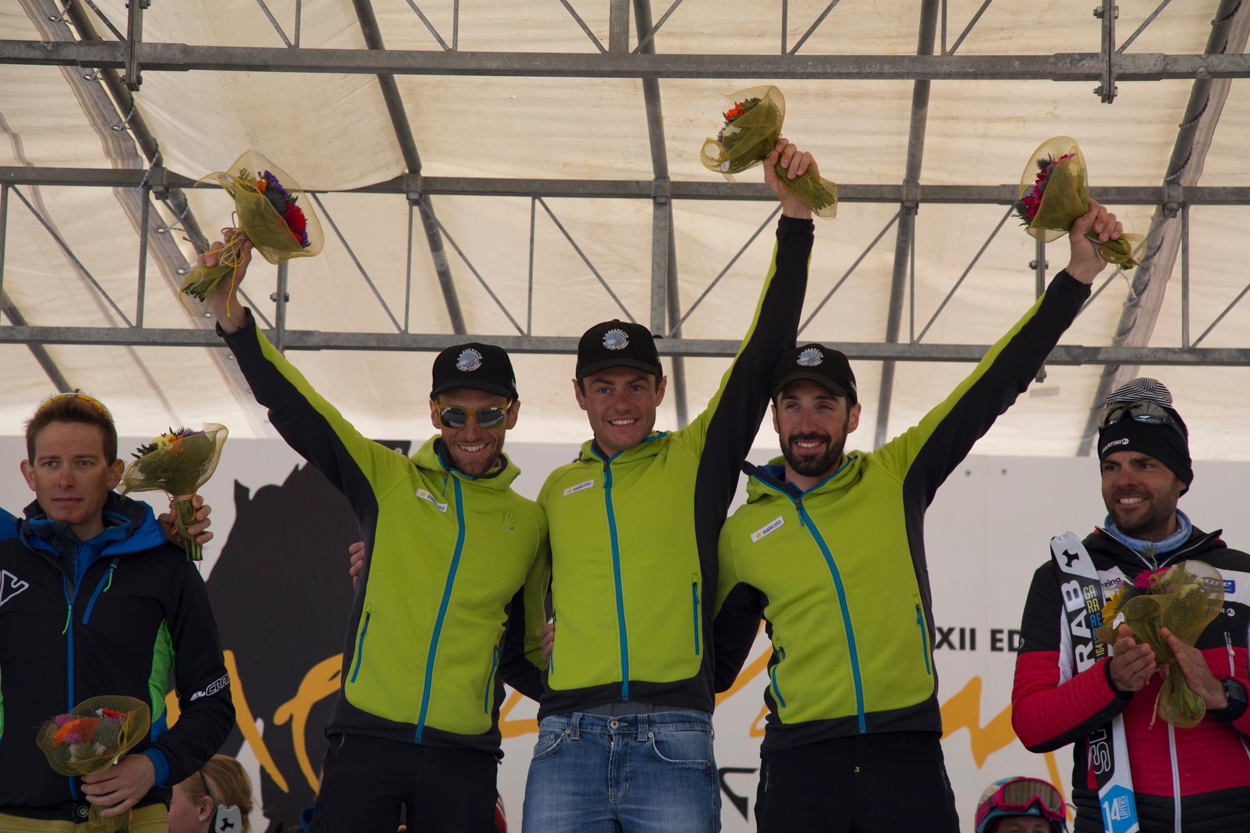 Photo of Trofeo Mezzalama 2019. Trionfo per il trio Antonioli-Boscacci-Eydallin in una sfida senza Quattromila