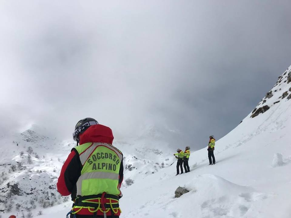 Photo of Soccorso Alpino e Speleologico. Un 2018 da record con oltre 9500 interventi