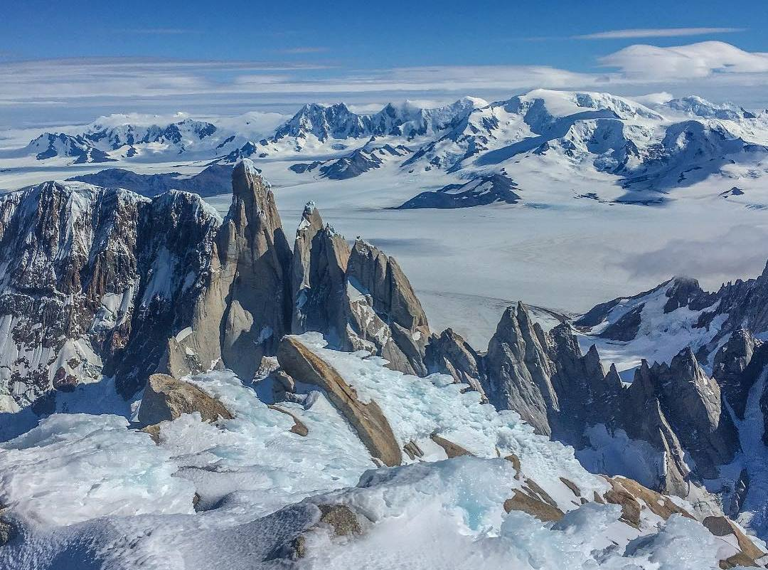Photo of Jim Reynolds. Un epico free solo sul Fitz Roy