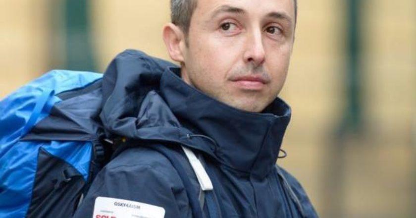 Marco Osky Togni, AISM, Sclerosi multipla, cammino, sensibilizzazione
