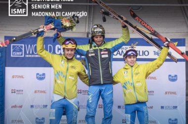 madonna di campiglio, campionati del mondo, scialpinismo, michele boscacci, matteo eydallin, robert antonioli