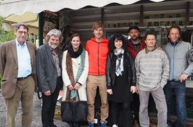 Reinhold Messner, Cesare Maestri, Cerro Torre, documentario, Toni Egger