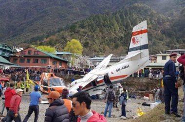 lukla, kathmandu, nepal, aereo, elicottero, aeroporto, tenzing hillary, incidente