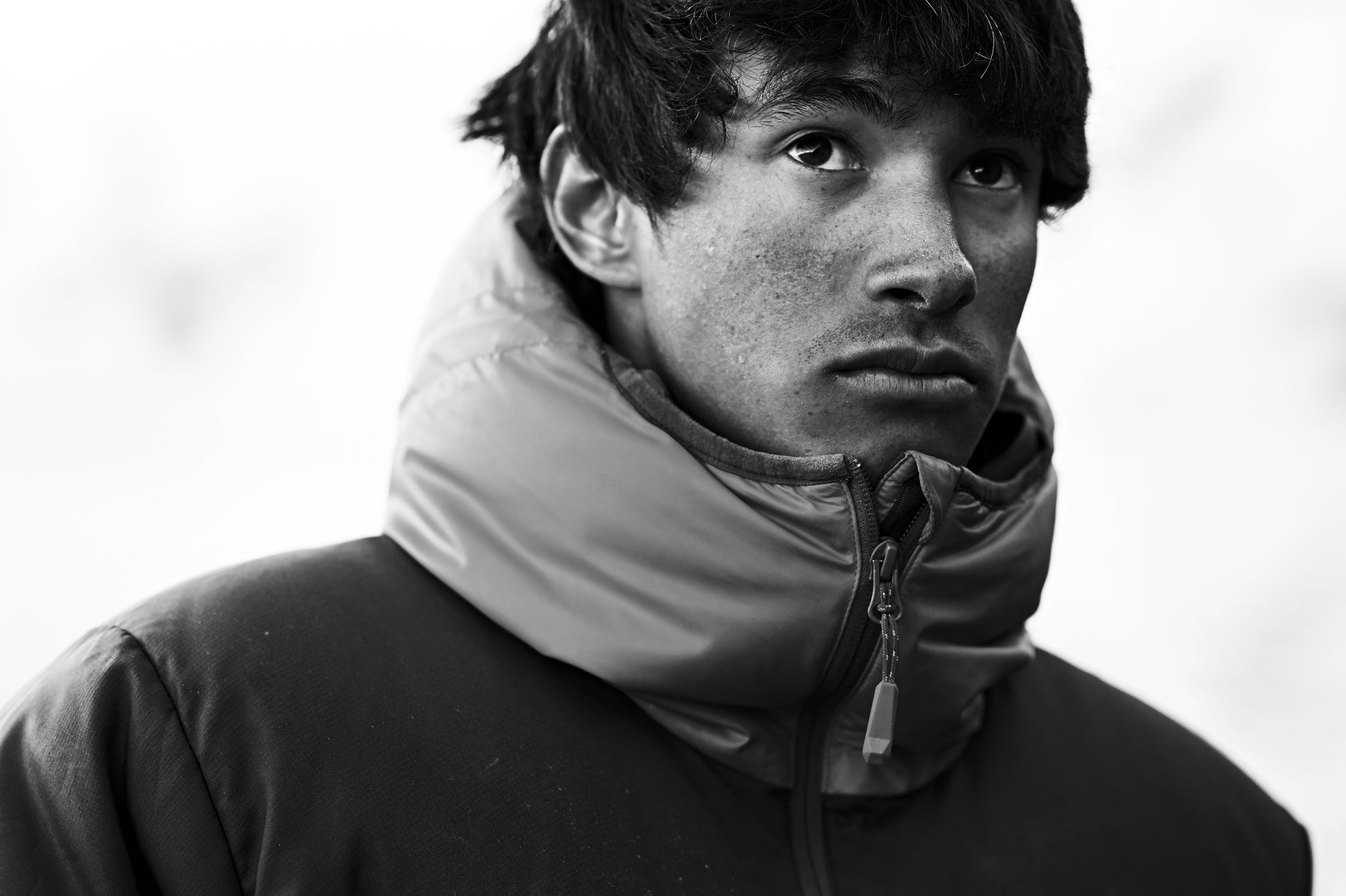 Photo of David Lama