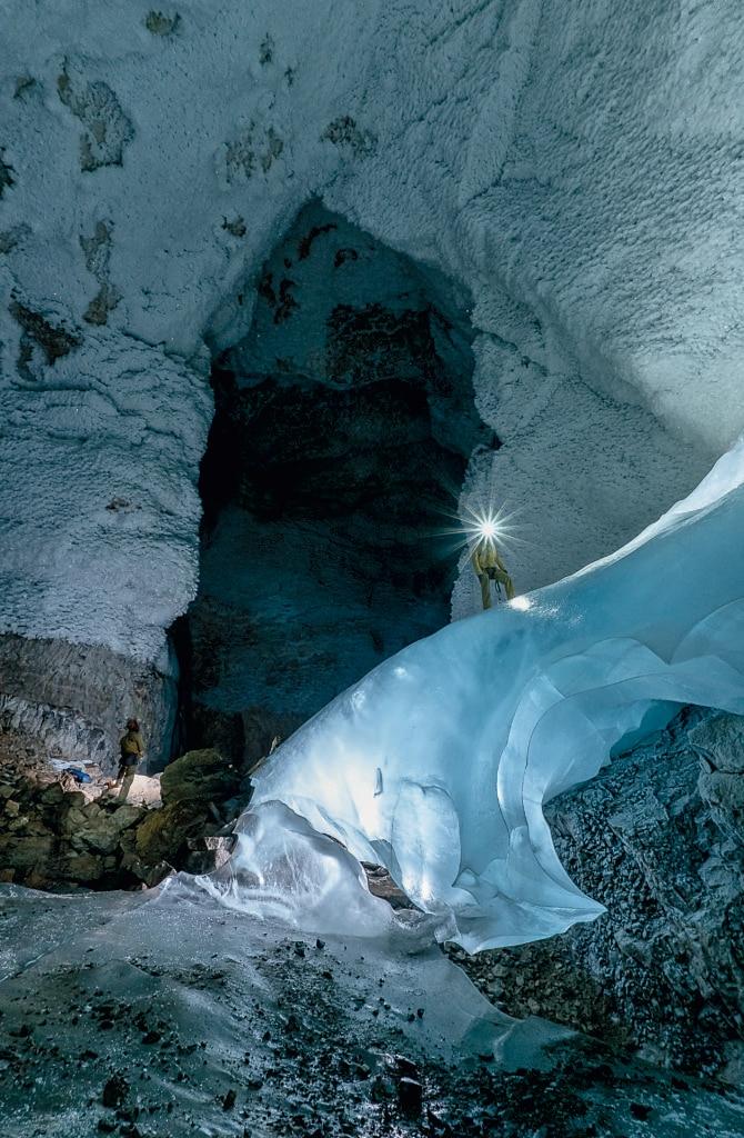 uzbekistan, grotte, speleologia, dark star