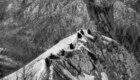 Alpini della Monterosa sul Monte Altissimo